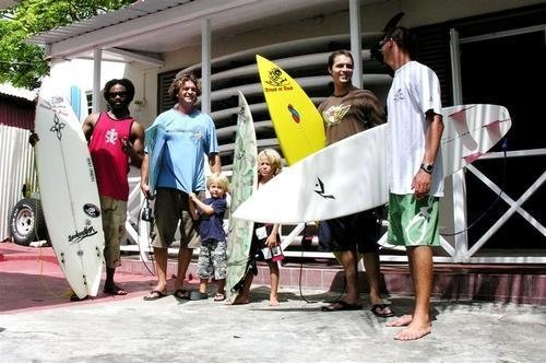 Ride The Tide Surf School Barbados's photo of Duppies