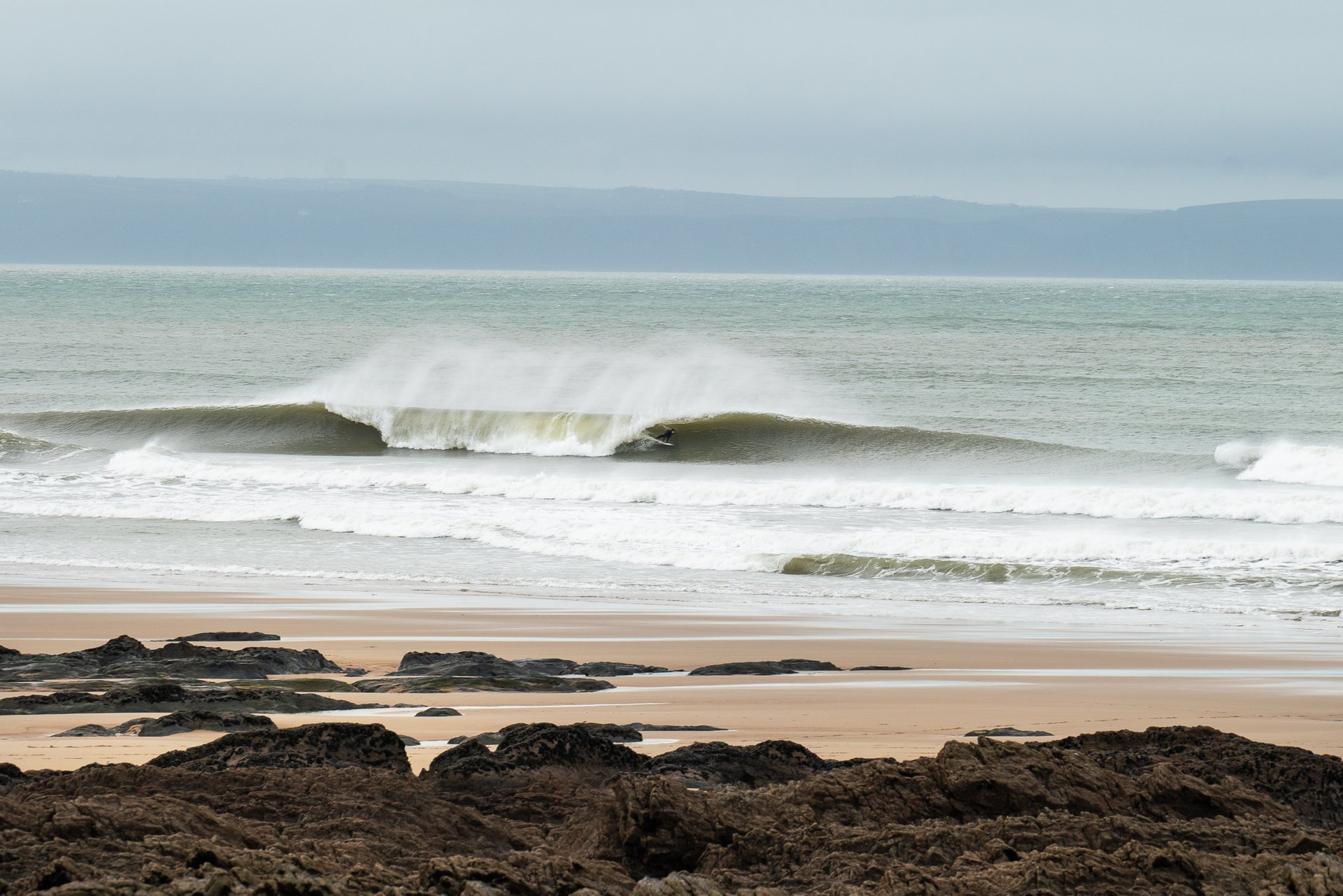 Alan Danby's photo of Croyde Beach
