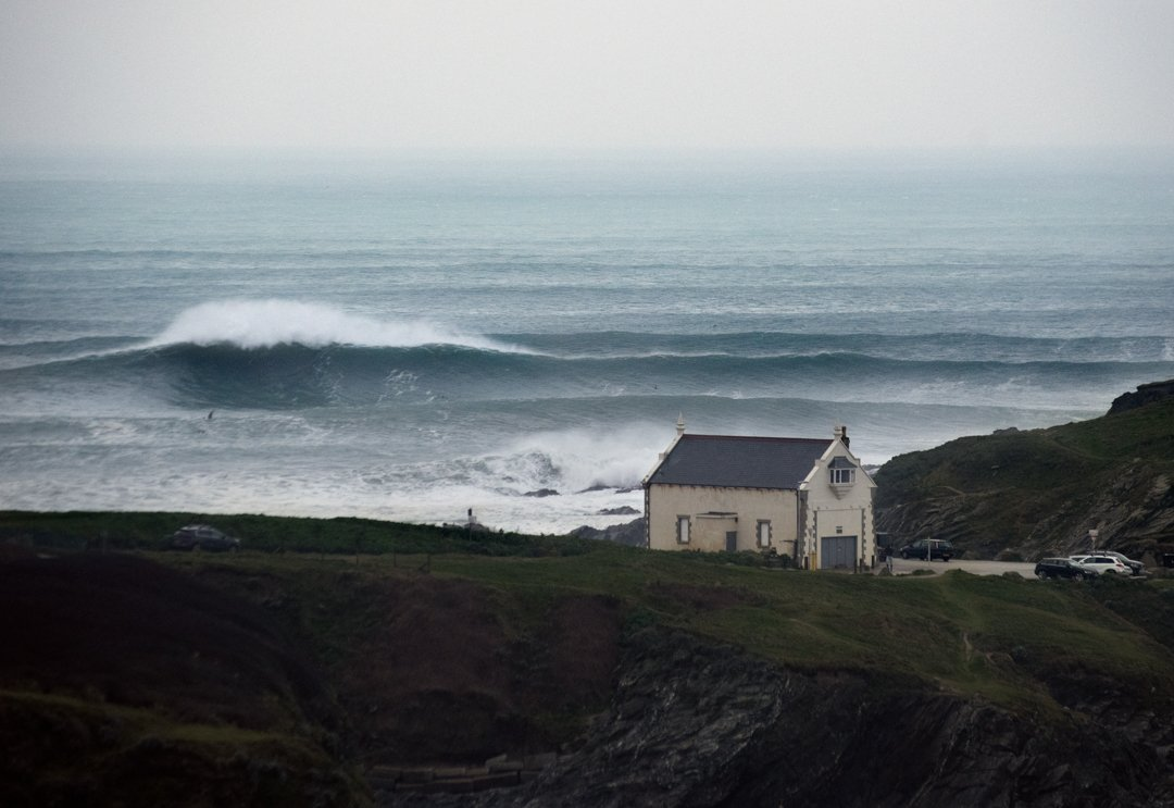 Concrete Ocean's photo of Newquay-  Little Fistral