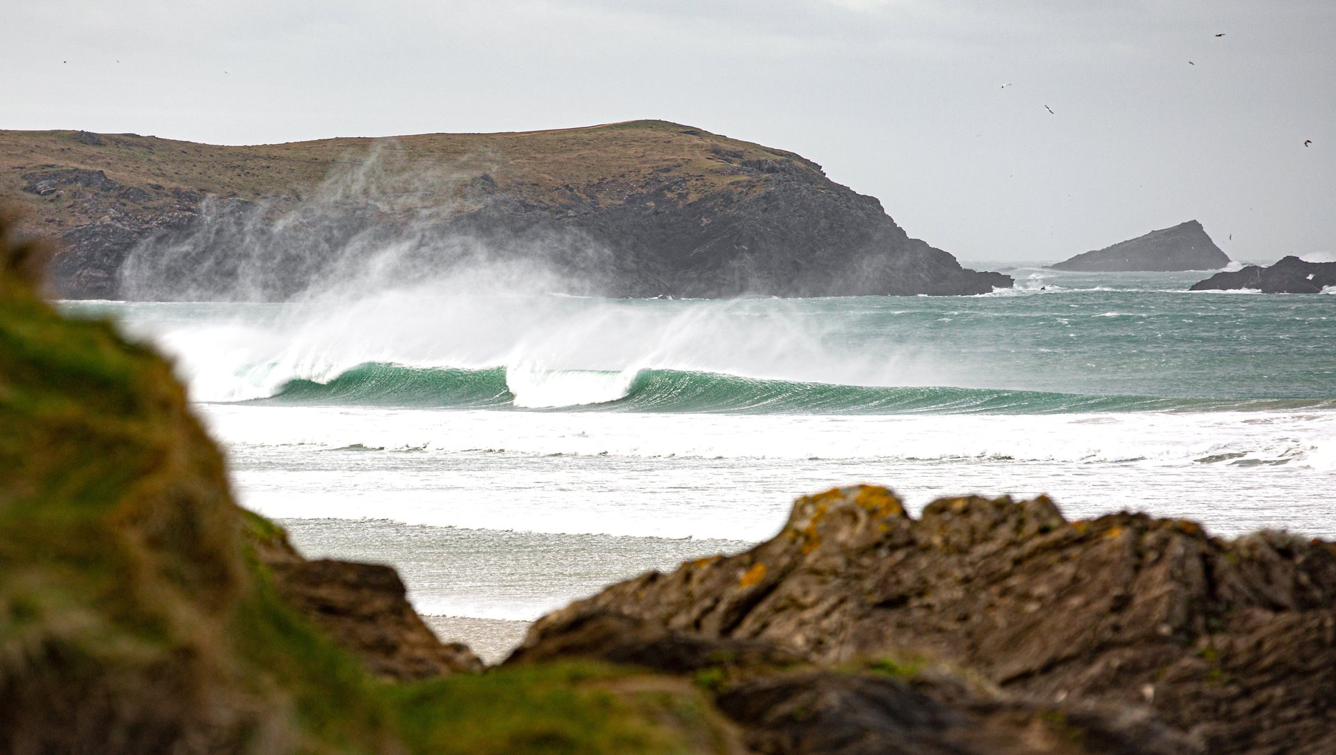 Charles Johnstone's photo of Newquay - Fistral North