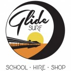 Glide Surf: School - Hire - Shop Logo