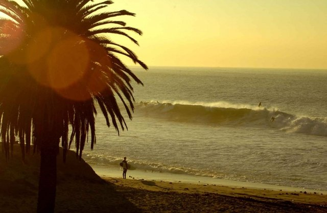 Peter Dive's photo of Malibu - First Point