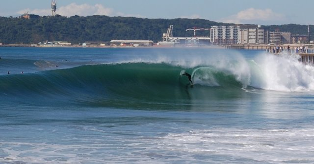 Scribble's photo of Durban