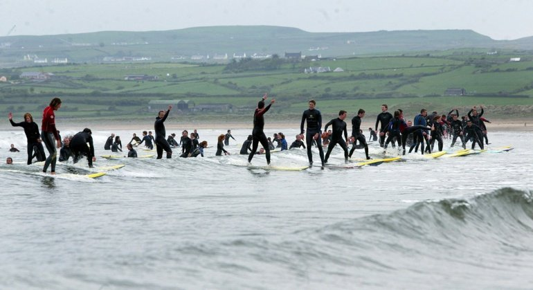 Rob Flood's photo of Lahinch - Beach