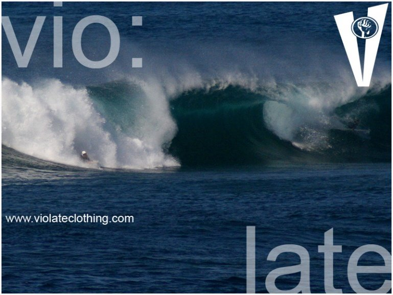 Violate Clothing's photo of Cotillo