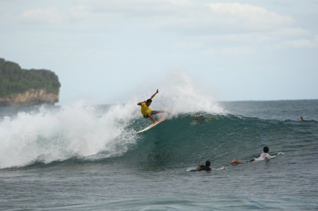sabun's photo of Pacitan