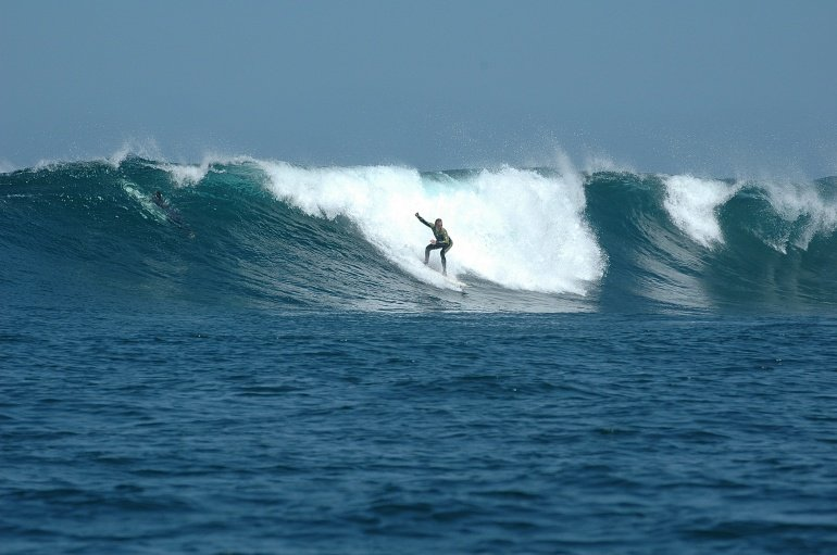 Tricky from The Beach Surf Shop.'s photo of Dakar