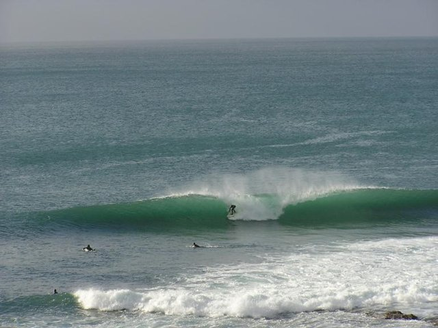 Alex Young's photo of Praa Sands