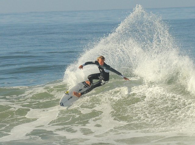 Johnson's photo of Trestles