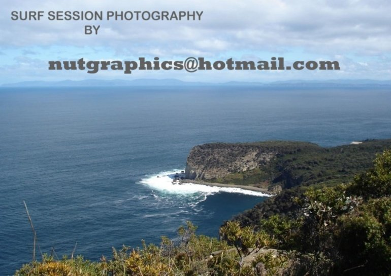 nutgraphics's photo of Shipstern Bluff