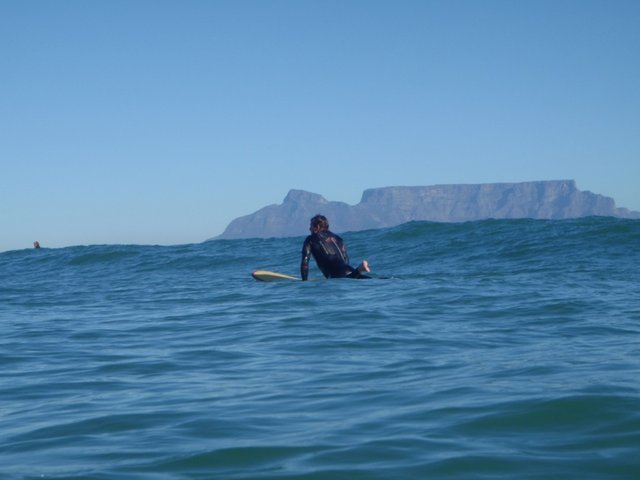 Mr T's photo of Cape Town
