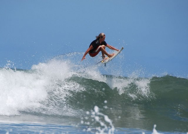 Larue's photo of Tamarindo