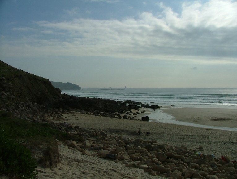Surf cam's photo of Sennen