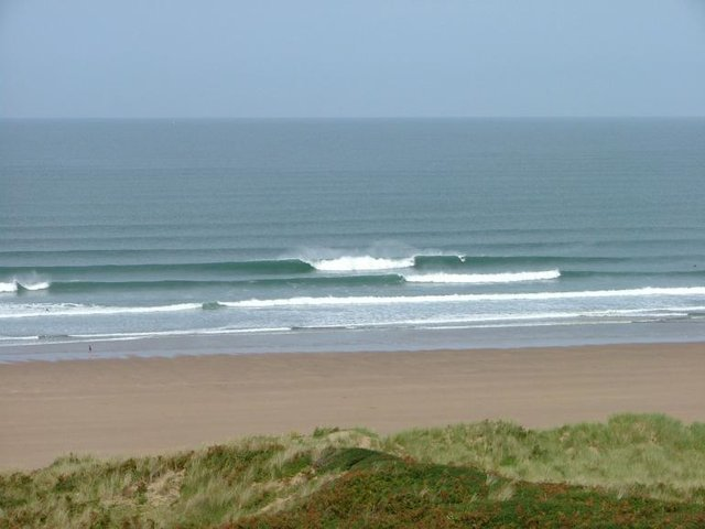Mark's photo of Croyde Beach