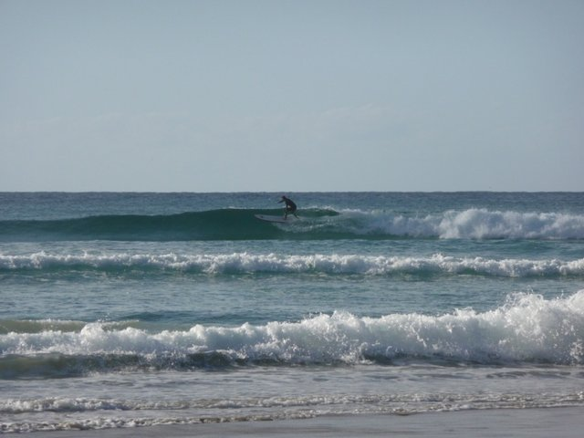 El Stalk's photo of Byron Bay