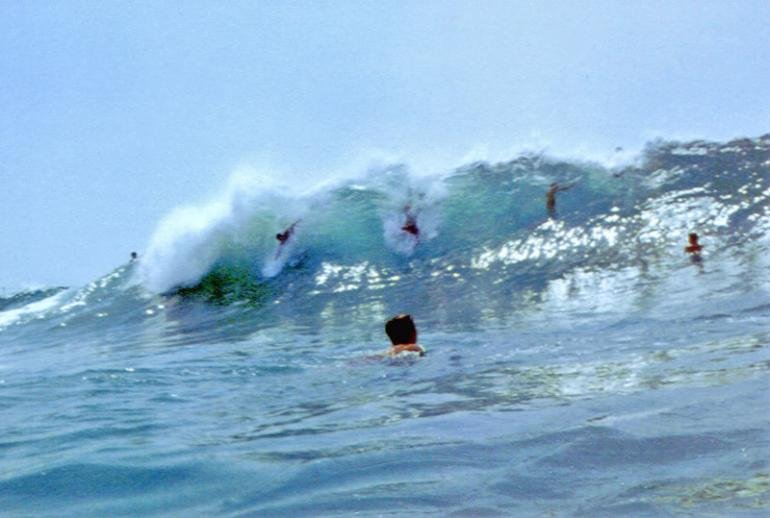 Dan Starr's photo of The Wedge