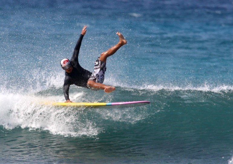 Hans Hedemann Surf's photo of Busua Beach