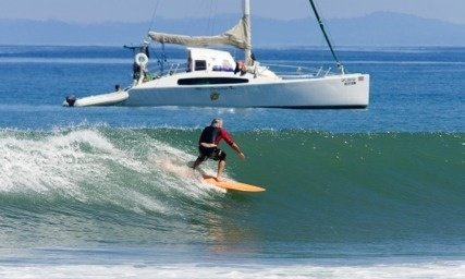 Blue Trailz Surf Camp School and Shop's photo of Pavones