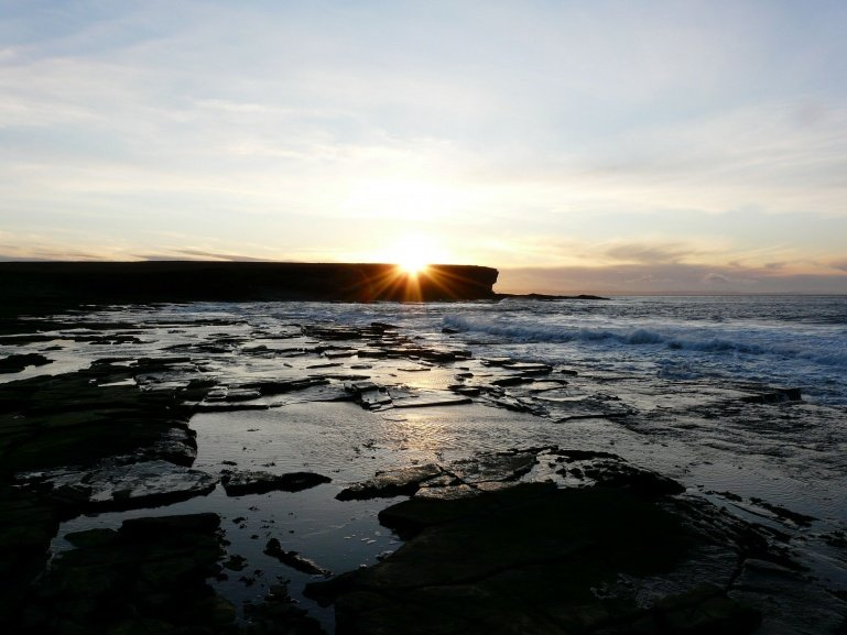Big Mike's photo of Brimms Ness - The Point