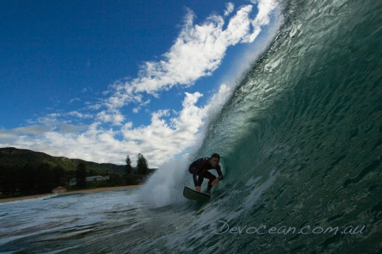 devocean's photo of Wollongong