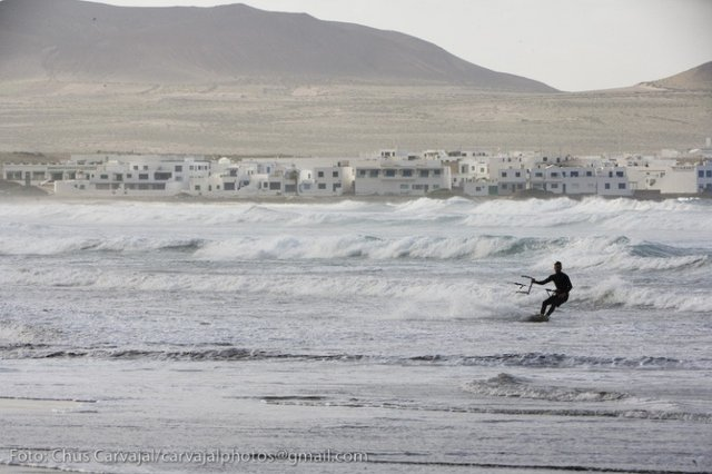 Chus Carvajal's photo of Playa de Famara