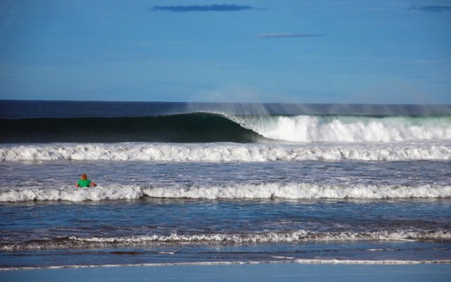 The Green Rooms Surf Camp's photo of Playa Santa Teresa