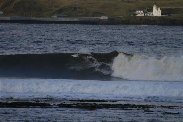 Da BAIN's photo of Thurso East