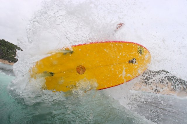 KEVIN OLSEN Plonka Surfboards's photo of East London