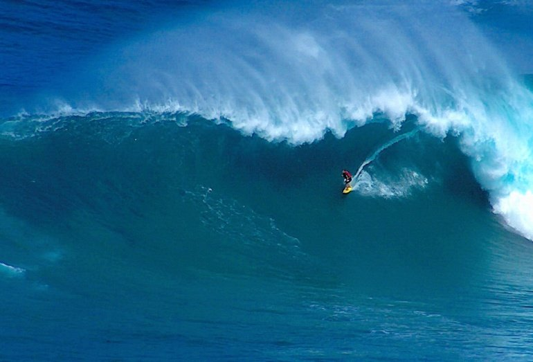 Wavestarved's photo of Peahi - Jaws