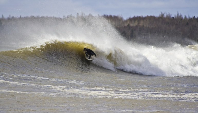 Kyle Knight's photo of Cow Bay
