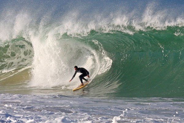 Captain Kid's photo of Hossegor (La Graviere)