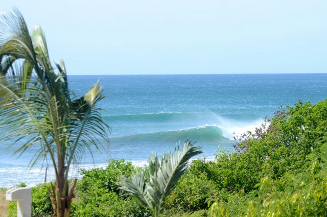 Panga Drops Surf Report