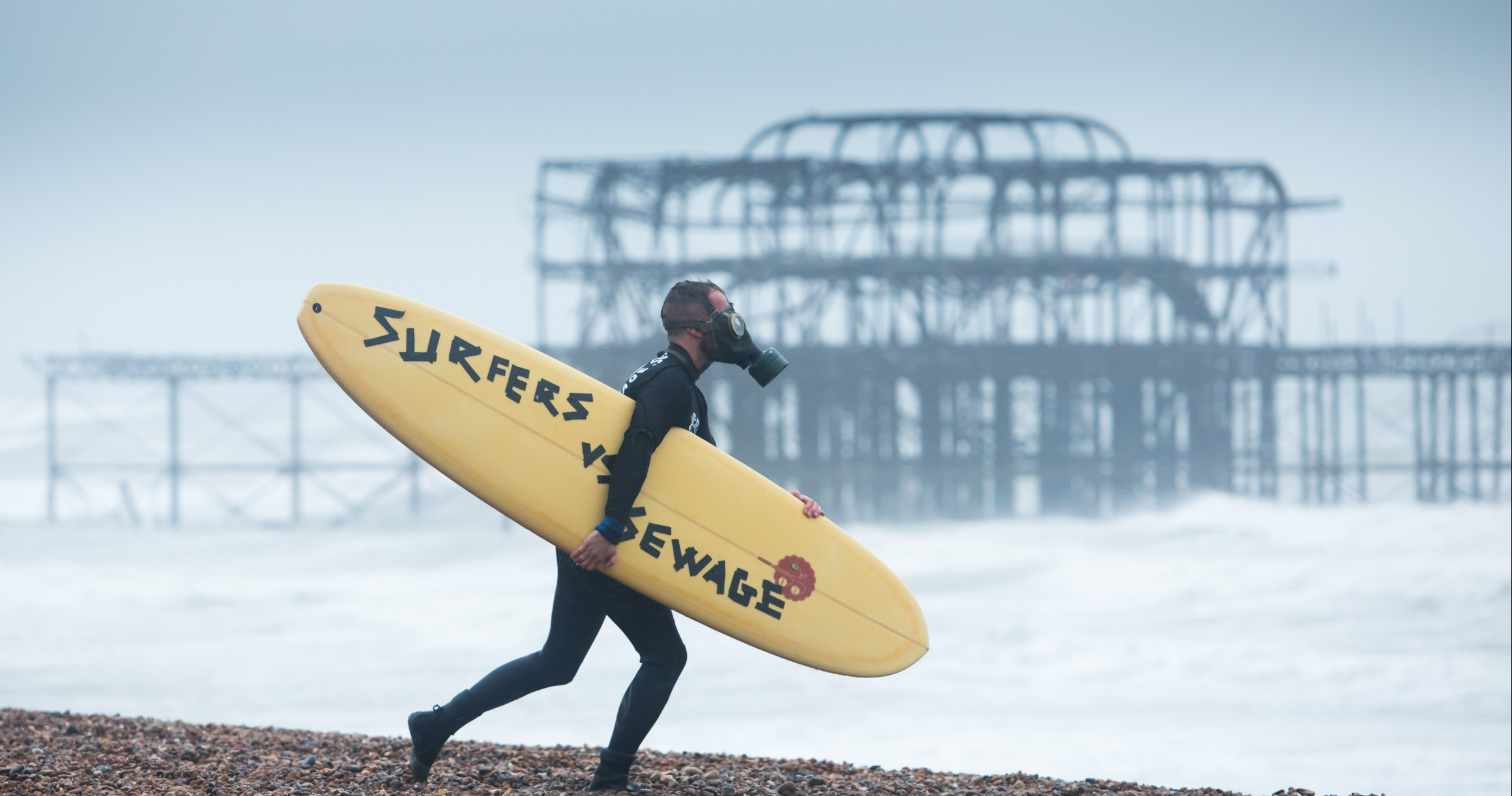 Raw Sewage Poured Into Ocean More than 1,500 Times in the UK This Year - Magicseaweed.com